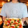 Q.シナモ式ピザの大きさはどれくらいですか?