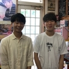 2019年全日本実業団卓球大会に出発していきました。