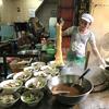 労働者のバミー『Bamee Chubgung』でバミー・ヘーン @チャイナタウン付近