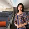 ✈ シンガポール航空の客室乗務員の香りは、すでにブランドなのか? 11.22