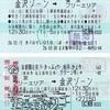 首都圏往復フリーきっぷ(グリーン車用)