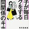 有川真由美 さん著書の「女子が毎日トクをする 人間関係のキホン」
