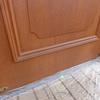玄関ドア塗装メンテ