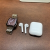 AirPodsを使って思うこと。AppleWatchと連携。