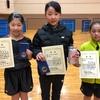 【 試合結果 】第28回宮城県小学生卓球選手権大会(ホープス・カブ・バンビの部)