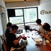 レッスンレポート)7/28本川町教室 ショール編みが大好きです