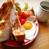 おうちで贅沢モーニング!厚切りトーストプレート