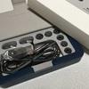 レビュー:インナーイヤー型フルメタルイヤホン「Alauda」(iPhone用)