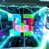 コロプラ初のHTC Vive向けVRゲーム「Cyberpong VR」が配信開始
