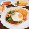 ロイヤルホスト津田沼駅前店でモーニングを食べる