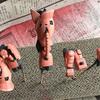 RG MS-06S ZAKUⅡ シャア専用ザク(6)〜武器製作・ツヤ消しクリア塗布・部分塗装〜