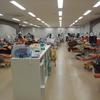「モノレールちば駅献血ルーム」で献血② リニューアルして広く、綺麗になった 2016年10月