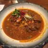 《カレー@堺筋本町》レベルカレーの定番Wカレーが美味い!