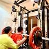 スクワット110kg、ベンチプレス 100kg目前です。 〜パーソナルトレーニング スポットライト〜
