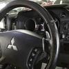自動車内装修理#278 三菱/デリカD5 革ハンドル/ステアリング劣化・擦れ・表皮剥がれ補修