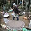 光風林と三和土(たたき)を作った(元屋敷プロジェクト)WS企画変更について。