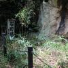 大阪側からの登山ルート(石切場、岩屋経由)