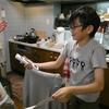 スイミング・スクールの練習に行った九龍は、銀メダルとその合格証を頂いてきました。