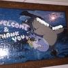 【ジブリ婚】ウェルカムボードはトトロのパズル