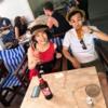 【サントリーニ】フェリー港にあるカフェ/レストランを一挙大公開!