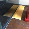 30cmキューブ水槽の水平問題