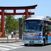 6/4撮影|京急バス(フクちゃん号)/E233系E-73編成