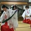 夏祭り「御崎宮  浦安の舞」動画