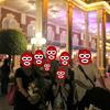 東京ディズニーランドで最後に家族揃って記念写真( *´艸`)ディズニー旅行の母の何よりの楽しみです!! ~2016年9月 Disney旅行記【46】