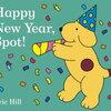【英語絵本】「Happy New Year, spot!」ハッピーニューイヤー、あけましておめでとう、の絵本を探してみました。1歳児がハマった絵本。8か月の赤ちゃんの反応もいい。