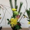 お正月の花(2021年に向けて)