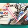 HGAGE Gエグゼス 製作① 仮組み・合わせ目チェック