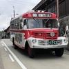 1967年式のボンネットバス
