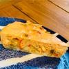 ココナッツミルク風味レアチーズケーキ