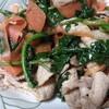 ゆで豚の温野菜