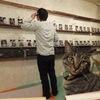 「手作りの青赤3Dイラスト展」DPZ