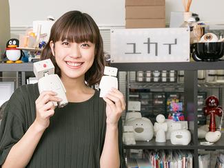 わたし、ゴーワンなんです:池澤あやかは、ユカイ工学でロボット開発者になれるのか!?