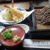 京都福知山で蕎麦