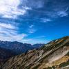 【天体撮影記 第68夜+登山記】 唐松岳登山道からの風景は素晴らしく、夜の八方池はあまりに神秘的だった