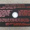 【アメリカの装備品】エマージェンシー・シグナルミラーとは? 0473 🇺🇸ミリタリー