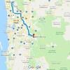 毎日更新 1983年 バックトゥザ 昭和58年11月12日 オーストラリア一周 バイク旅 141日目  23歳 雨中走行 小切手終 金持宅泊 ヤマハXS250  ワーキングホリデー ワーホリ  タイムスリップブログ シンクロ 終活