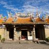 台湾:新竹県 レトロな北埔老街散策