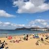 スペイン🇪🇸年末年始のヨーロッパビーチここはいつでも春気温!
