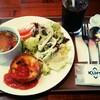 キッシュプレート【CAFE KLIMT(キャフェ・クリムト)】とキッシュの歴史