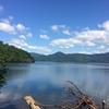 洞爺湖のパワースポット 中島一周