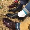 群馬靴磨きは最高だった。