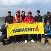 2018-03-28 かめや釣具店様 株式会社ヤマシタ様 合同釣り研修