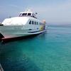 急遽日帰りで水納島に行ってきた。行き当たりばったり旅行記
