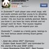 ズーロレットの iPhone/iPod Touch App