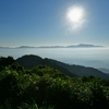 湿度が高く雲海がひろがっていた 福岡県宮若市龍徳 六ヶ岳山頂