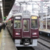 鉄道の日常風景135…過去20121018阪急神戸線十三駅朝ラッシュ時